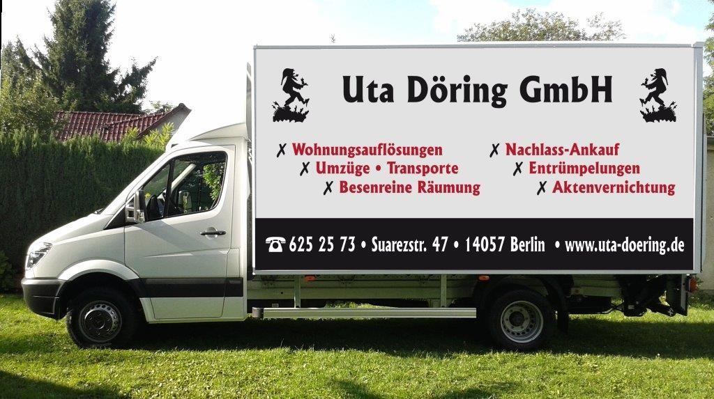 umzüge und transporte in berlin und brandenburg döring