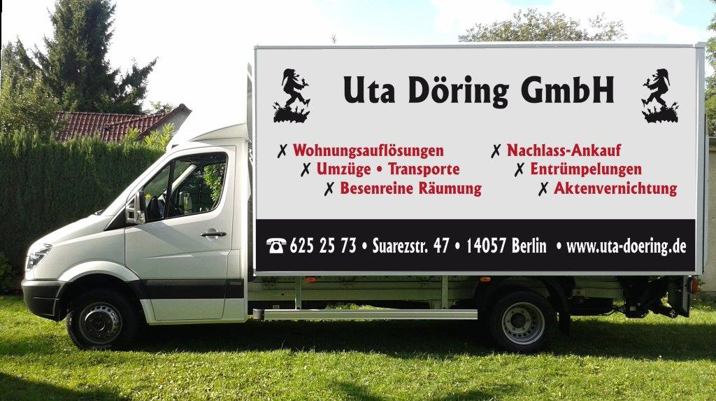 Wohnungsauflösungen, Entrümpelungen und Nachlassankauf in Berlin