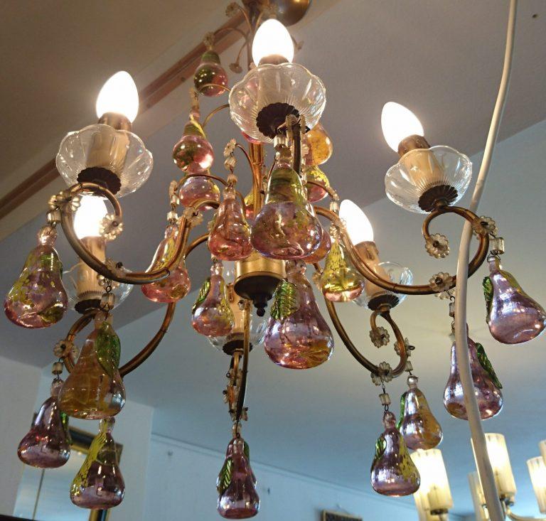 Antike Lampen kaufen und verkaufen in Berlin-Charlottenburg