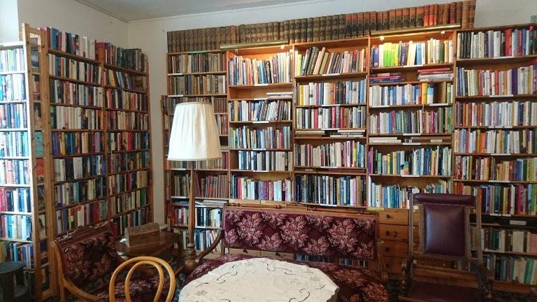Antike und gebrauchte Bücher Berlin Charlottenburg